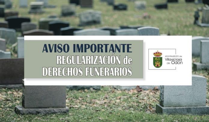 derechos funerarios Villaviciosa de Odón