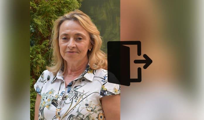 Susana Tortejada despedida del PP
