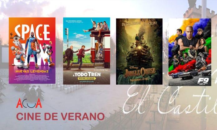 cine de verano el castillo