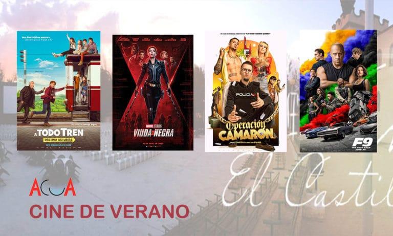 CINE DE VERANO (del 5 al 11 de julio): esta es la programación de la semana