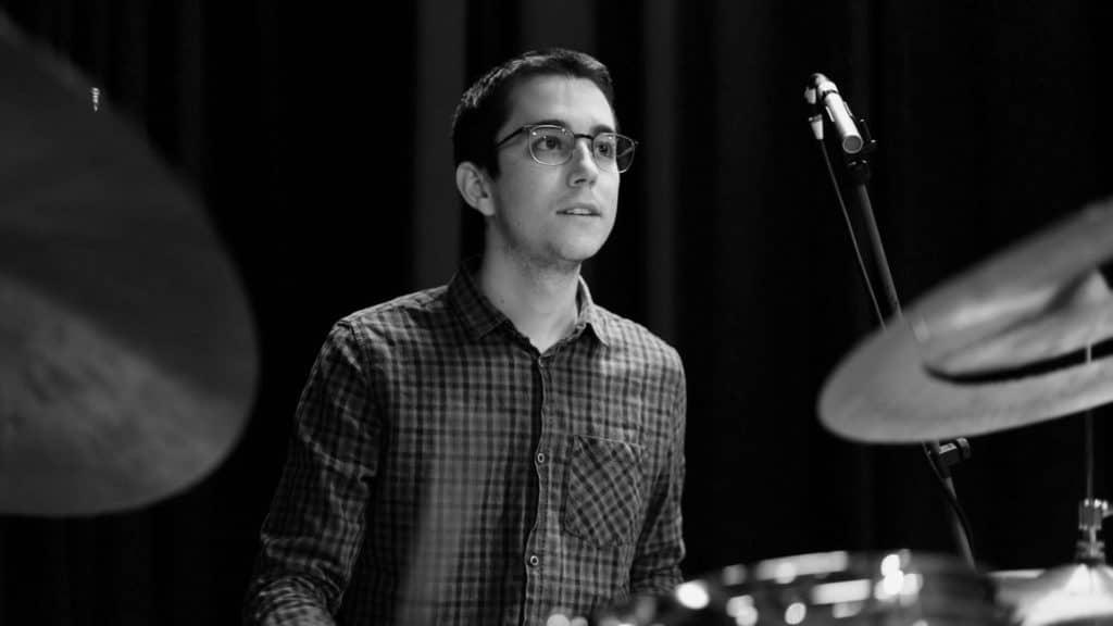 Rodrigo Ballesteros batería