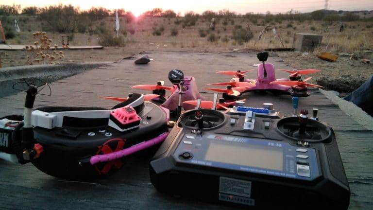 El cito y los drones… La utilidad de un desastre