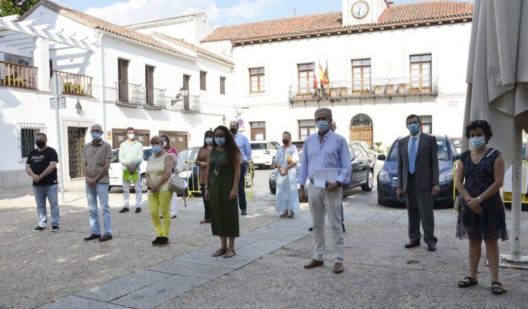 Reprobación del alcalde Raúl Martín Galán