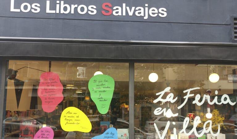 Llega la Feria del libro a Villaviciosa de Odón