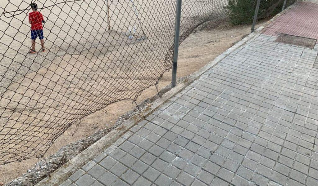 parque aranjuez Villaviciosa