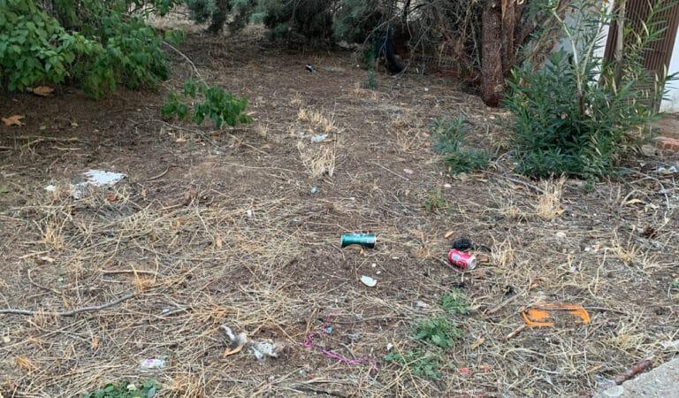 Los vecinos se organizan ante el estado del Parque Aranjuez