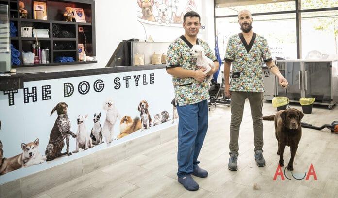 peluquería canina Villaviciosa