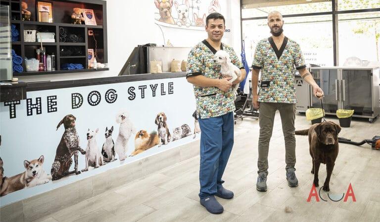 The Dog Style, nueva peluquería canina en Villaviciosa