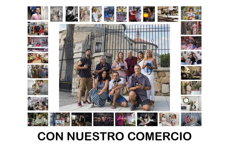 «Con nuestro comercio» exposición de la Asociación L2Q2 de Villaviciosa también en el Coliseo